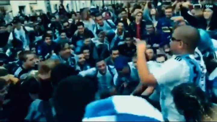 El nuevo hit de Argentina en Rusia