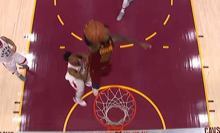 El Top 10 del miércoles 21/03 en la NBA