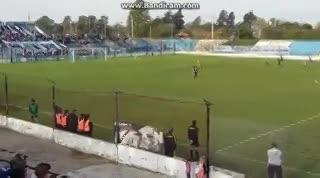 El 3-2 de Argentino de Merlo a Central Ballester