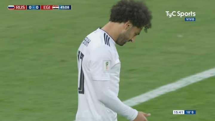 Salah tuvo la más clara de Egipto