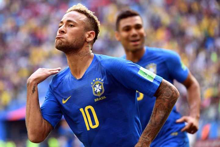 Neymar vs. Costa Rica