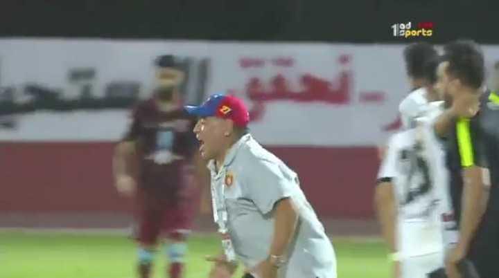 Maradona, a un paso del ascenso en los Emiratos