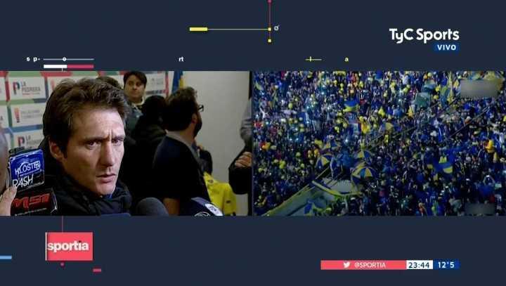 Guillermo habló de los arqueros de la Selección