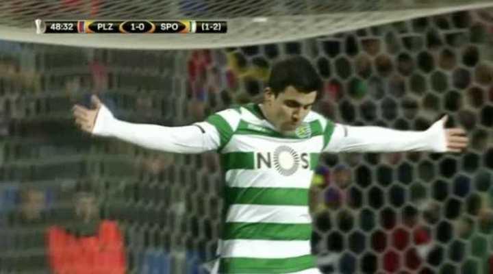 Tremendo el gol que se perdió Acuña