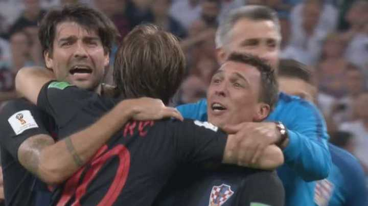 Croacia a la final - Macias