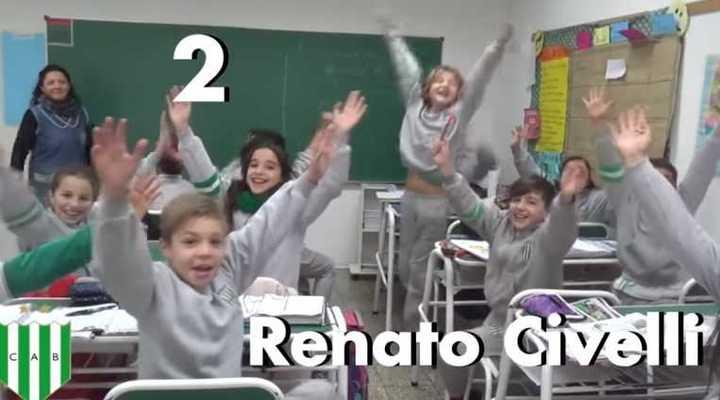 El video de la presentación del plantel del Taladro