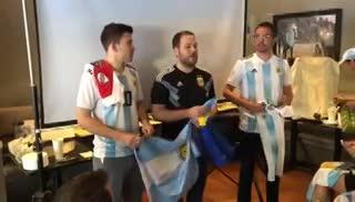 River y Boca juntos por la Selección