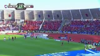 El gol de Facundo Erpen para Lobos Buap