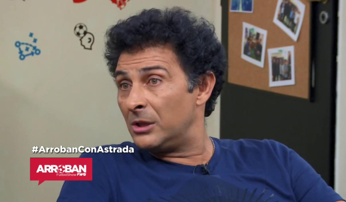 Astrada contó de la pelea Ameli-Tuzzio