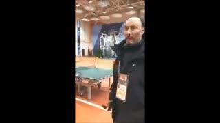 La Selección tendrá una cancha de Padbol en Rusia