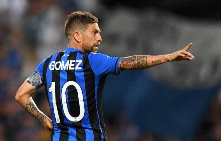 Gol del Papu Gómez al Frosinone
