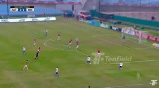El gol de Bergessio le dio el título a Nacional