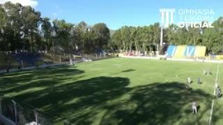 El primer gol de la Copa Argentina lo hizo el paraguayo Pablo Palacios Alvarenga