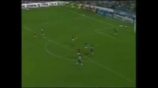 El primer gol de Maradona en un Mundial