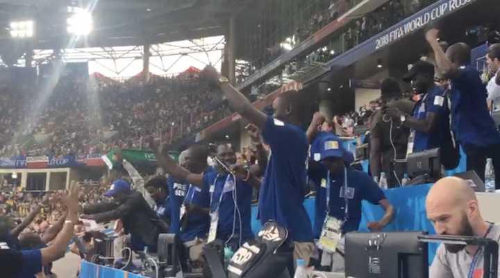 La alegria de Senegal desde adentro