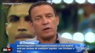 Para Paco Buyo, Messi es