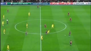 La jugada más recordada por Mascherano