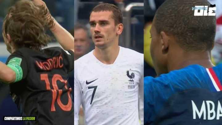 ¿Quién será elegido el mejor jugador del mundial?