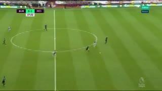 El casi golazo del Manchester City