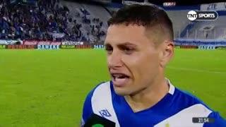 La palabra de Mauro Zárate