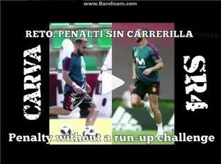 Sergio Ramos y Dani Carvajal a duelo