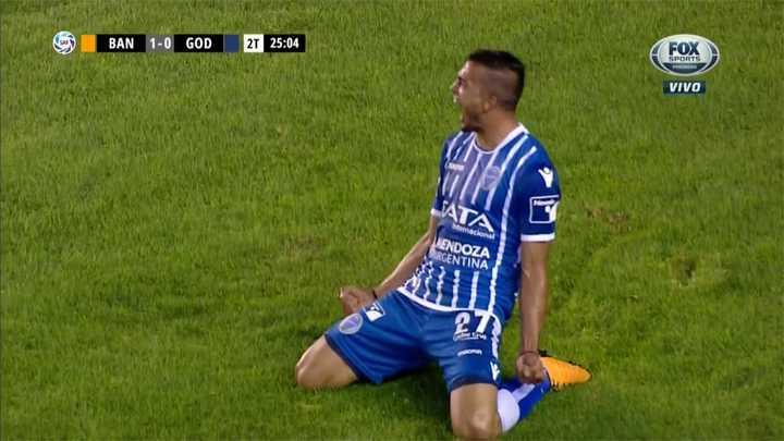 Godoy Cruz  está vivo