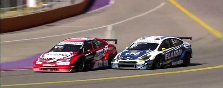 Canapino y Rossi dieron cátedra en Potrero