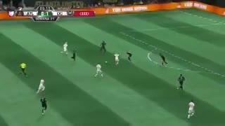 Los tres goles de Josef Martínez