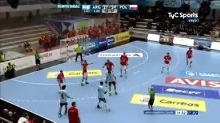 Gol de Diego Simonet
