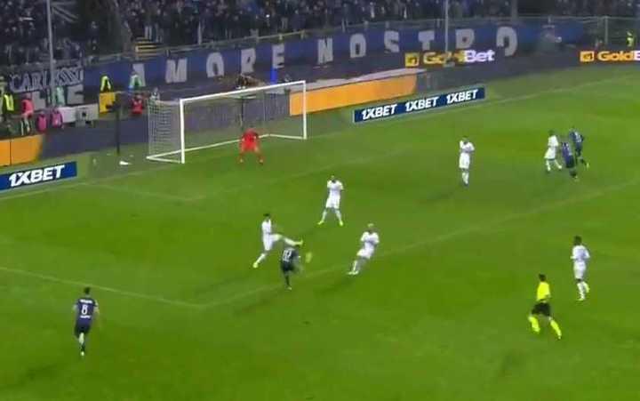 Un golazo de Papu Gómez cerró la goleada de Atalanta