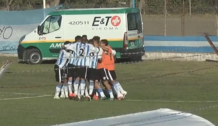 Doblete de Maxi en la Copa Argentina