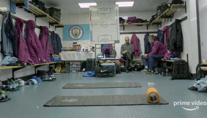 El trailer del documental del Manchester City