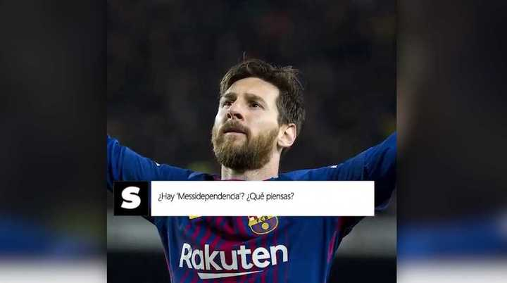 Messidependencia