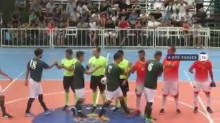 Ferro igualó 4-4 con Villa La Ñata