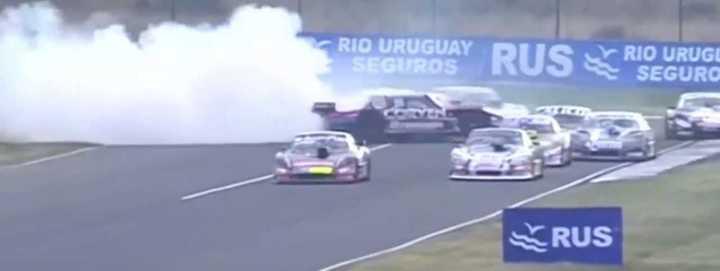 El fuerte impacto a Rossi