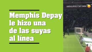 Memphis se divirtió con un línea