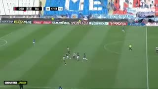 Los goles del Morro García en la Superliga
