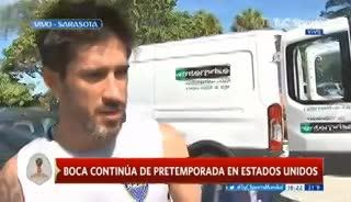 Pablo Pérez habló desde la pretemporada