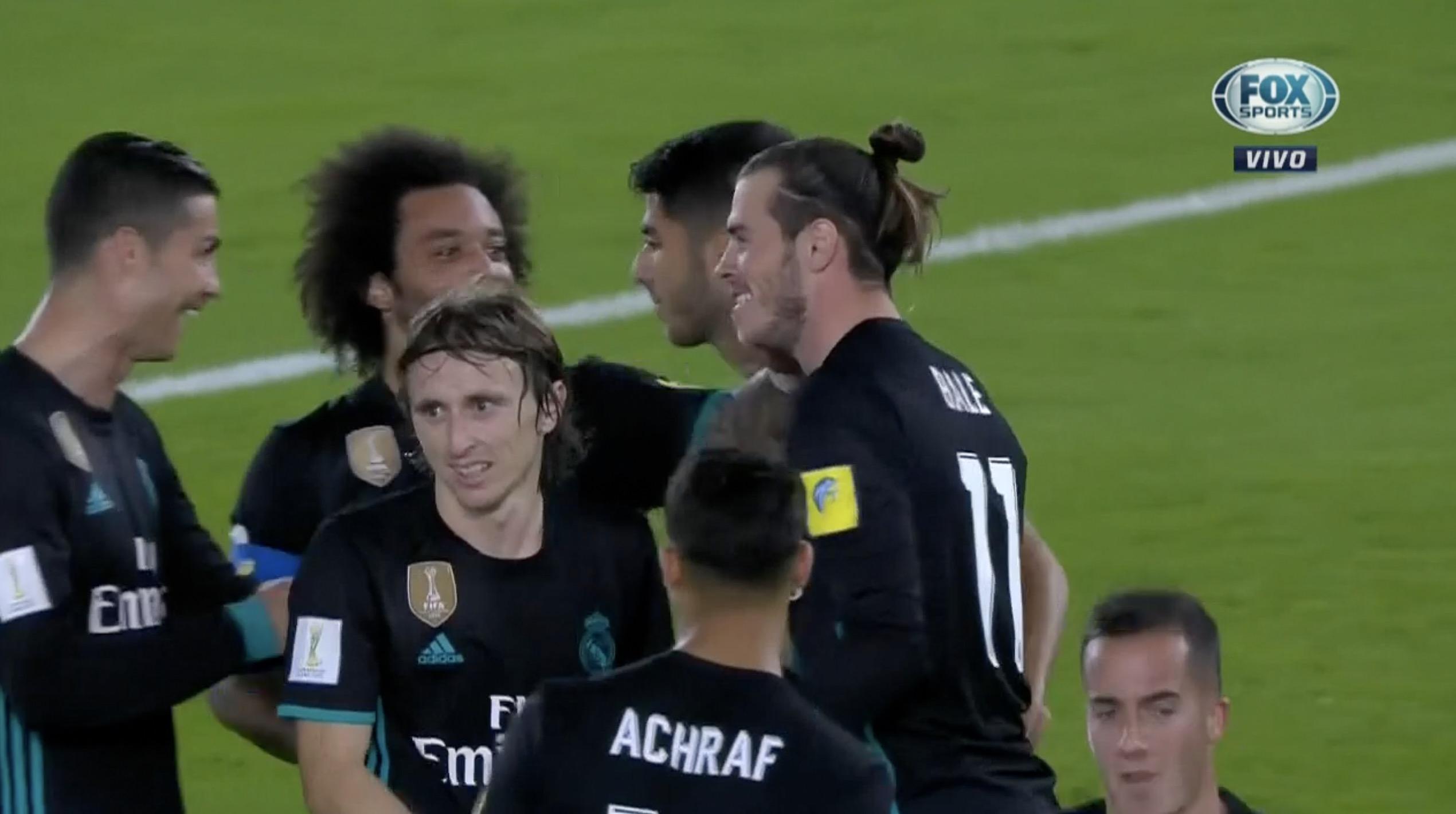 Apareció Bale para poner en ventaja al Real