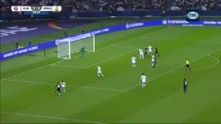 VAR y gol anulado al Madrid