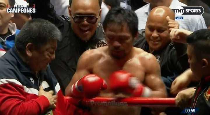 Matthysse perdió por KO ante Pacquiao