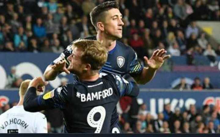 Los goles de Swansea 2 - Leeds 2