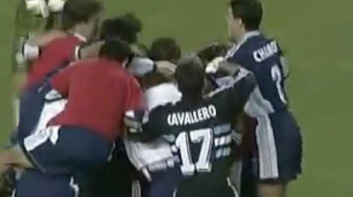 Penales Argentina vs Inglaterra