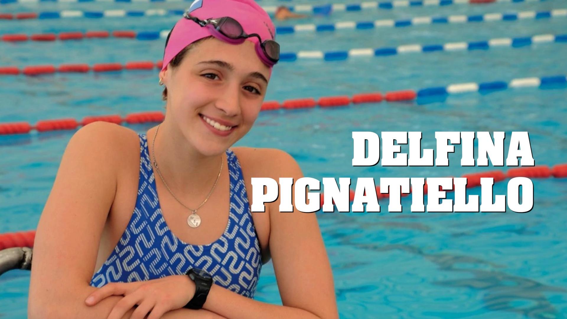 El año de Delfina Pignatiello