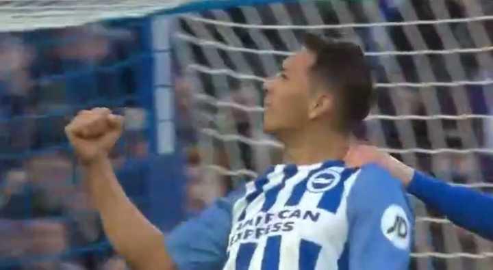 Mirá el gol de Leo Ulloa por FA Cup