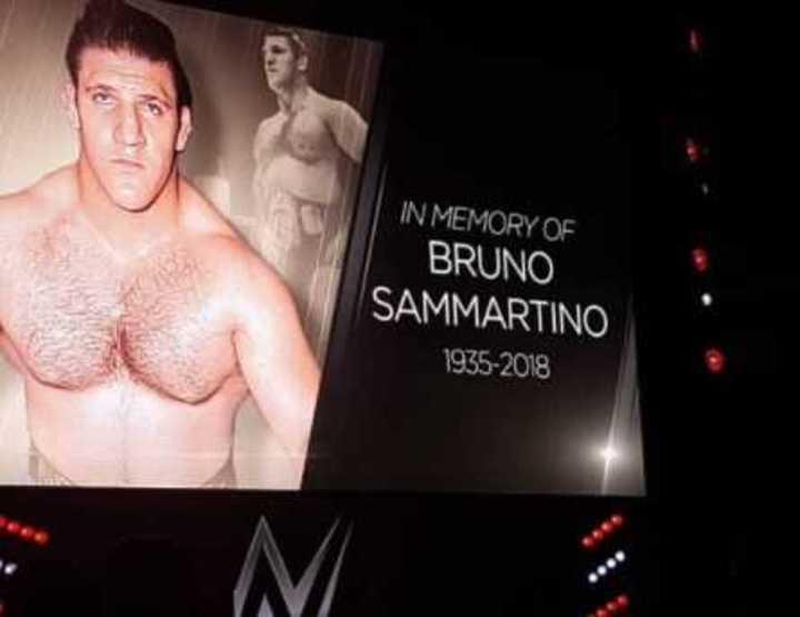 Homenaje a Sammartino en un evento en Sudáfrica
