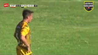 Los goles de Dep. Español 4 - Almirante Brown 2