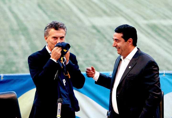 Macri contó lo que piensa sobre los cantos contra él