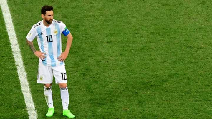 El otro Messi: así fueron sus gestos y sus reacciones