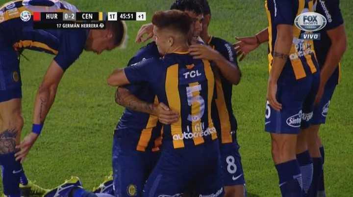 Herrera cambió por gol una contra letal